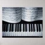 Libro de las llaves y de música del piano impresiones