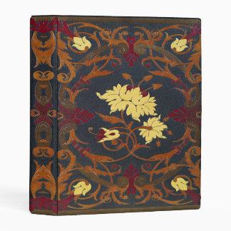 Libro de las vides del Victorian de Falln Mini Carpeta