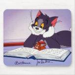 Libro de lectura de Tom y Jerry dedicado Tapete De Raton