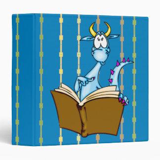 """Libro de lectura del dragón carpeta 1 1/2"""""""