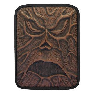 Libro de Necronomicon de la cubierta del cojín de  Fundas Para iPads