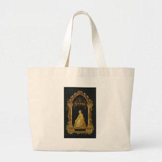 Libro de oración judío dorado Hanna de la antigüed Bolsas De Mano