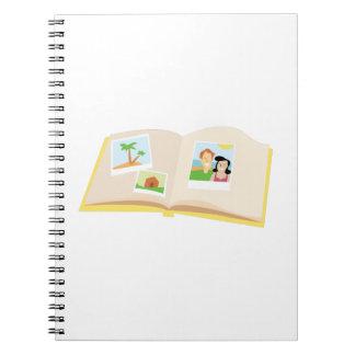Libro de recuerdos cuadernos