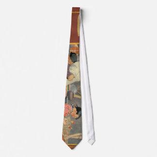 Libro de recuerdos oriental corbatas personalizadas