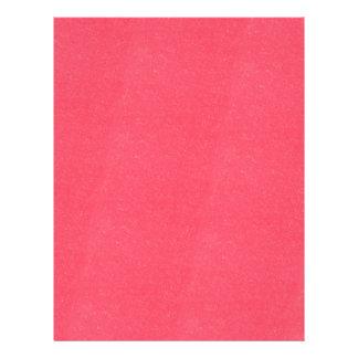 libro de recuerdos rojo de la textura membrete personalizado