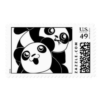 Libro de sello de Pandastic