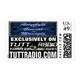 Libro de Tutt Amythyst de radio de sellos