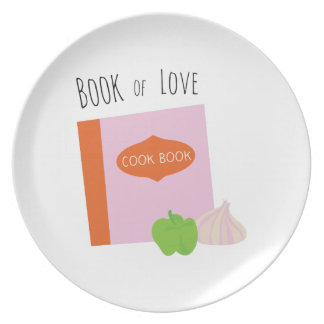 Libro del amor platos de comidas