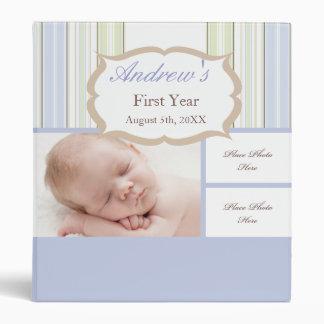 """Libro del bebé carpeta 1"""""""