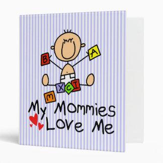 Libro del bebé para los niños de mamáes gay
