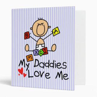 Libro del bebé para los niños de papás gay
