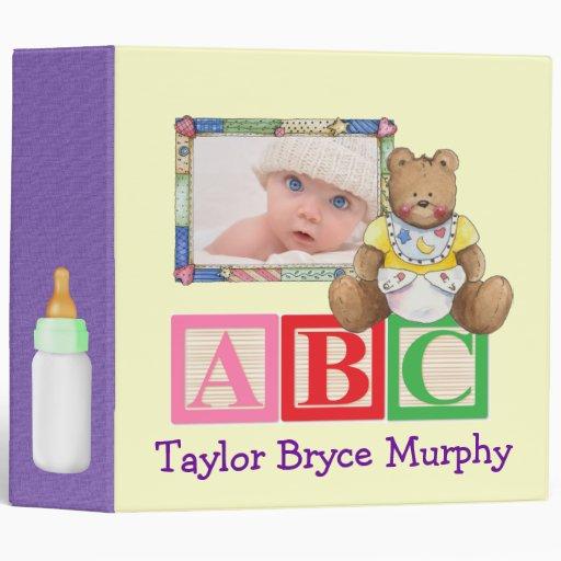 Libro del bebé - SRF