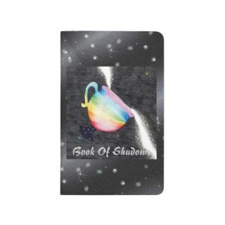 Libro del BOS del viaje de Tarot de la taza del ar Cuadernos Grapados