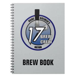 Libro del Brew del equipo del Brew Libros De Apuntes