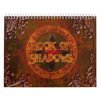 Libro del calendario de las sombras