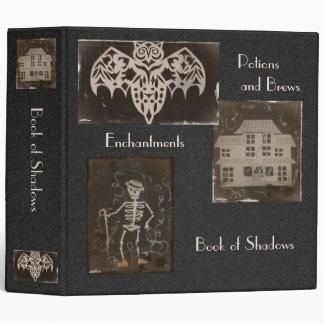 """Libro del collage antiguo fantasmagórico del BOS d Carpeta 2"""""""