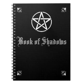 Libro del cuaderno de las sombras