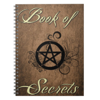 Libro del cuaderno de los secretos