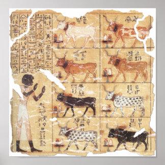 Libro del Dead-Maiherperi-1479bc Posters