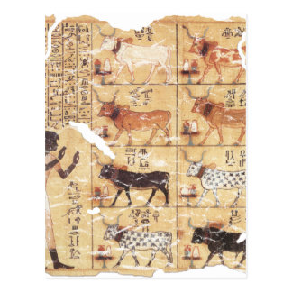 Libro del Dead-Maiherperi-1479bc Tarjeta Postal