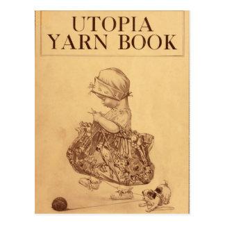 Libro del hilado de Utopía Postales