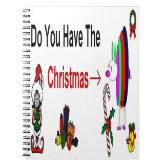 Libro del insecto del navidad libro de apuntes