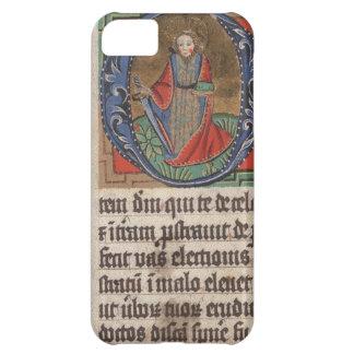 Libro del manuscrito iluminado medieval de las hor