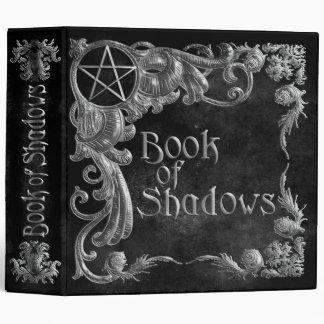 Libro del negro de las sombras con los puntos