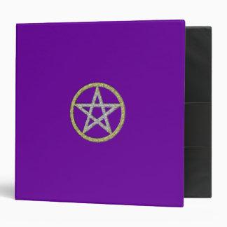Libro del Pentagram del libro del encanto de las s