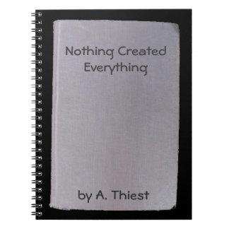Libro falso, autor divertido no.4 cuadernos