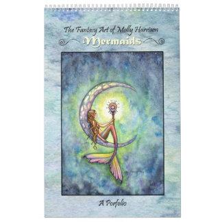 Libro ilustrado de la cartera Molly Harrison de la Calendarios