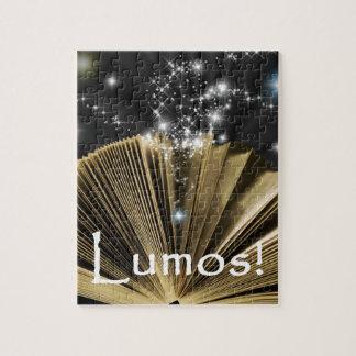 Libro mágico puzzles