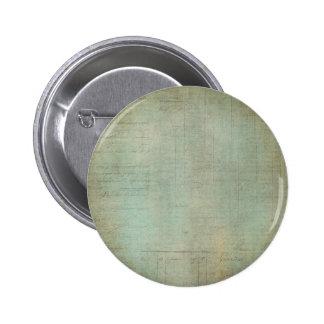 Libro mayor del azul del vintage pin