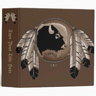 Libro nativo de encargo de la fauna de la carpeta