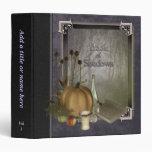 """Libro natural de la bruja de sombras 1,5"""" carpeta"""