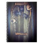 libro oscuro cuaderno