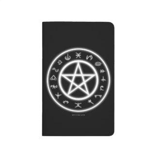 Libro pagano cuadernos grapados