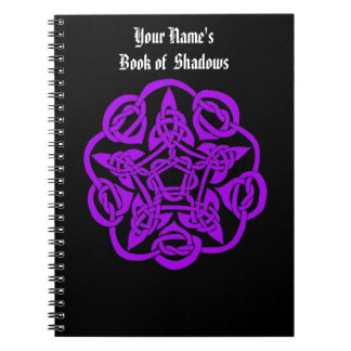 Libro personalizado de sombras libreta