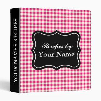 Libro personalizado el | rojo del cocinero de la c