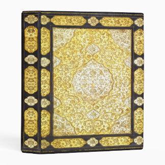 Libro sagrado del oro de Falln Mini Carpeta