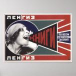 Libro URSS de URSS Unión Soviética que hace public Impresiones