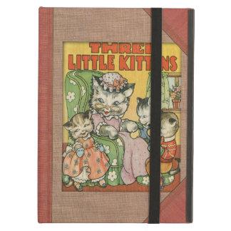 Libro viejo Cover Style de los pequeños gatitos