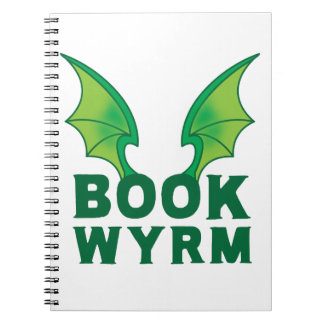 LIBRO WYRM SPIRAL NOTEBOOKS