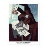 Libro y periódico de la guitarra de Jose Gonzalez- Tarjetas Postales