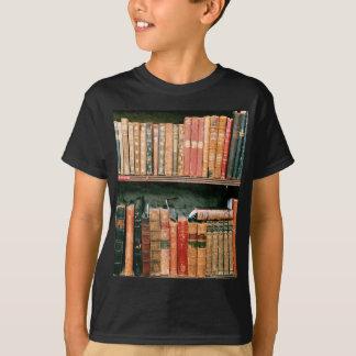 Libros antiguos playera