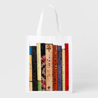 Libros Bolsa Reutilizable