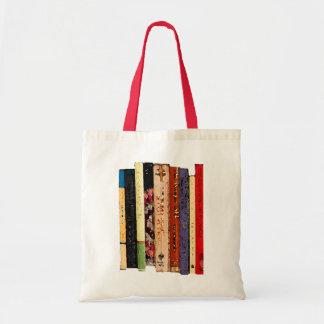 Libros Bolsa Tela Barata