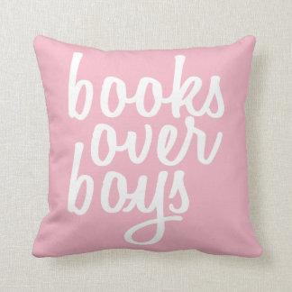 Libros de GENYOLO sobre la almohada de los Cojín Decorativo