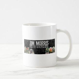 Libros de Jim Morris Tazas