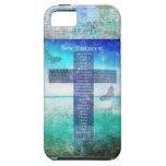 Libros de la biblia del nuevo testamento iPhone 5 Case-Mate carcasas